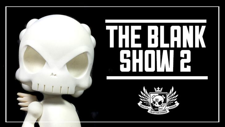 """The Blank Show 2"" - Open Call"