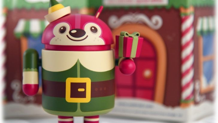 Bingle Bear Android by Scott Tolleson