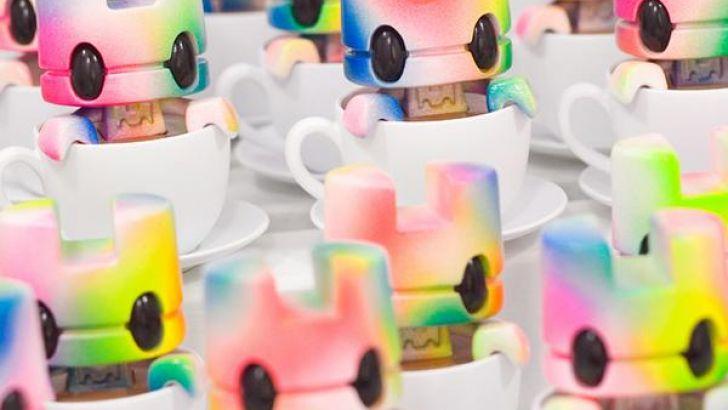 spectrum cup by lunartik