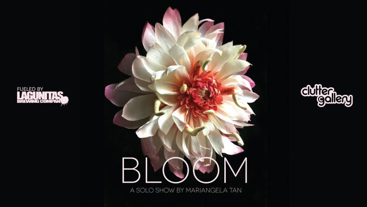 Clutter Gallery Presents: Bloom! A solo show by Mariangela Tan