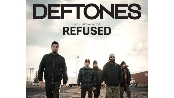 Deftones Gore Tour Dates
