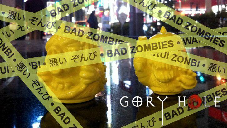 """Gory Hole's """"Warui Zonbi"""" debuts at DCon!"""