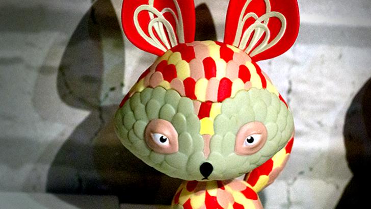 Kidrobot at New York Toy Fair 2016