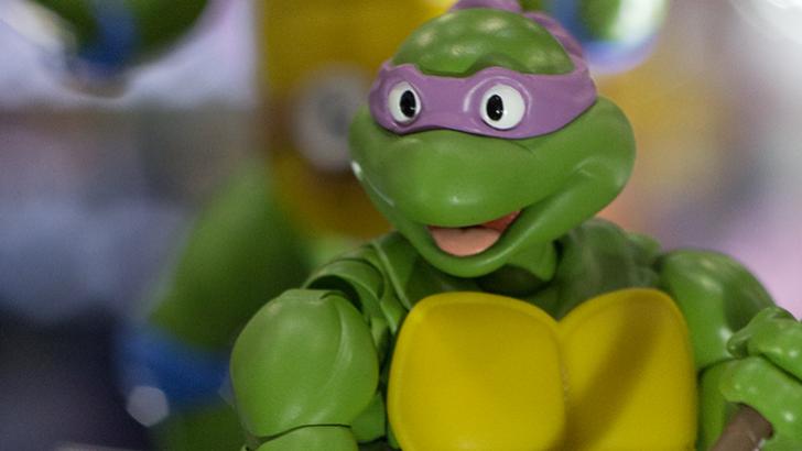Bandai at New York Toy Fair 2016