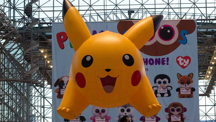 The Japanese Plushies of New York Toy Fair 2016