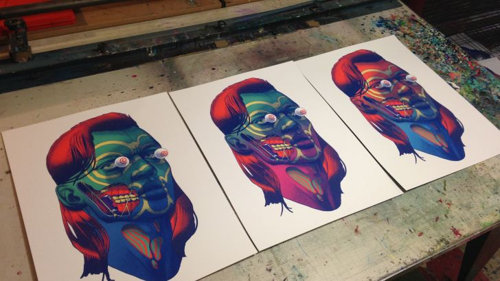 New SMITHE Prints. Available now.