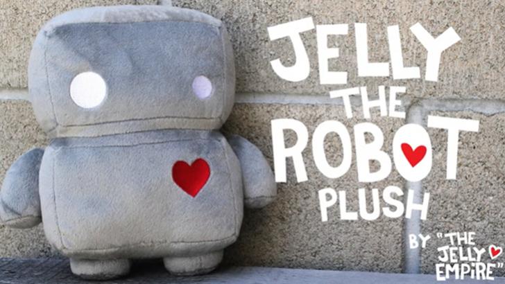 Jelly Empire Plush