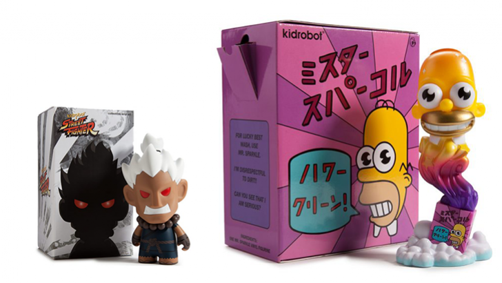 Kidrobot SDCC Exclusives
