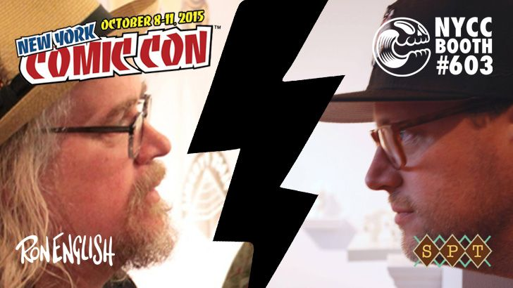 Clutter Magazine NYCC Signings