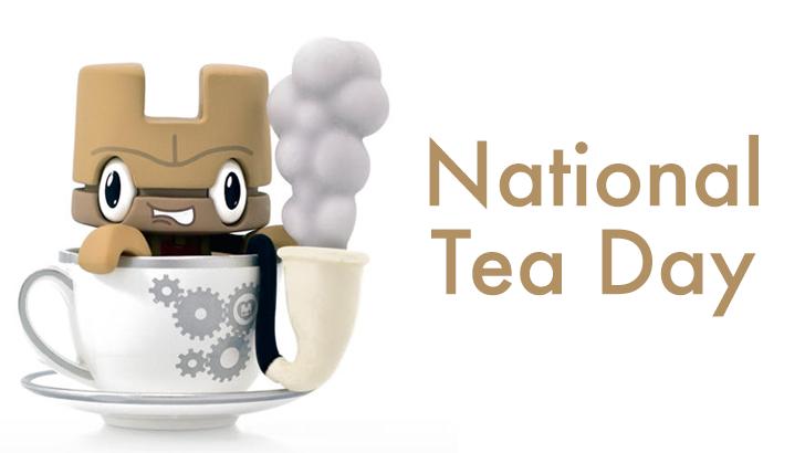 Lunartik in a cup of tea