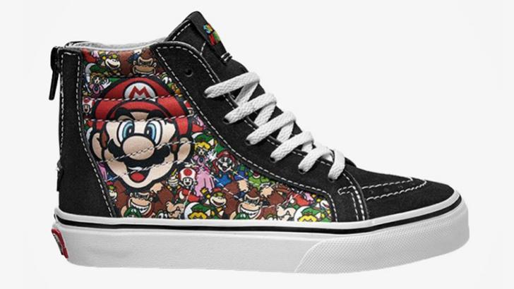 Van Nintendo Collaboration