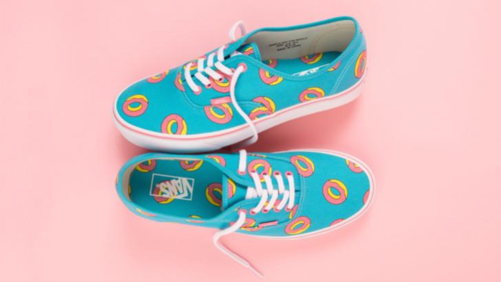 Hop Up Magazine Vans Shoes