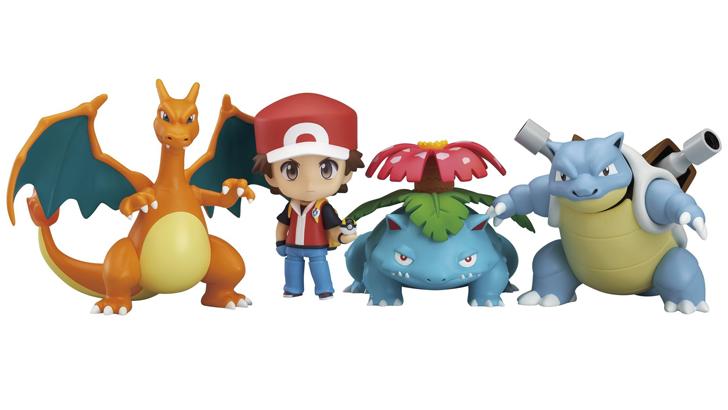 Pokémon Red Nendoroid