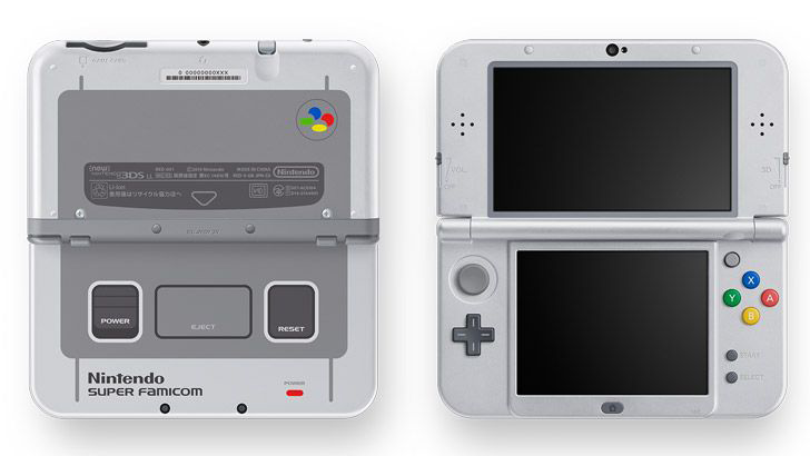 Super Famicom 3DS XL