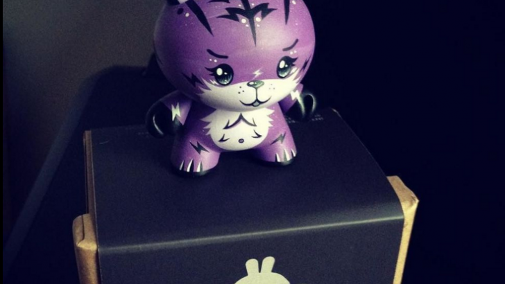 Ultimate Ken Custom Dunny by Squink