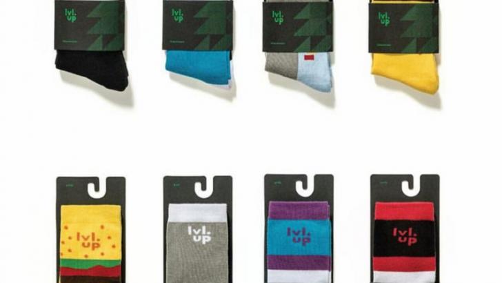Sekure D lvl up socks