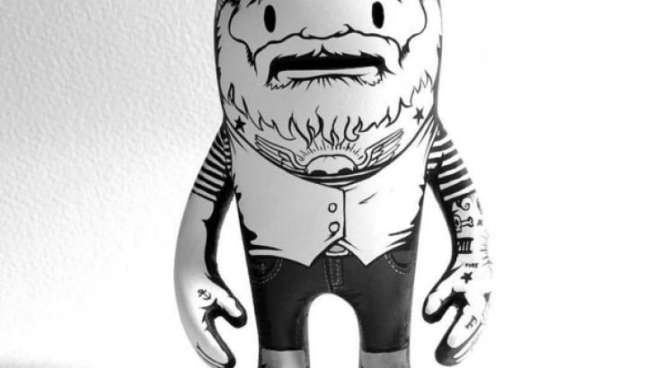 Kristofer Fisker Hideki Custom by JPK