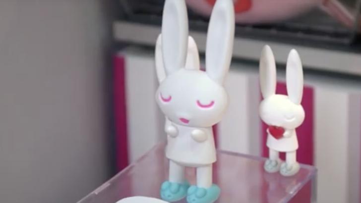 Peter Kato's Bedtime Bunny on Video!