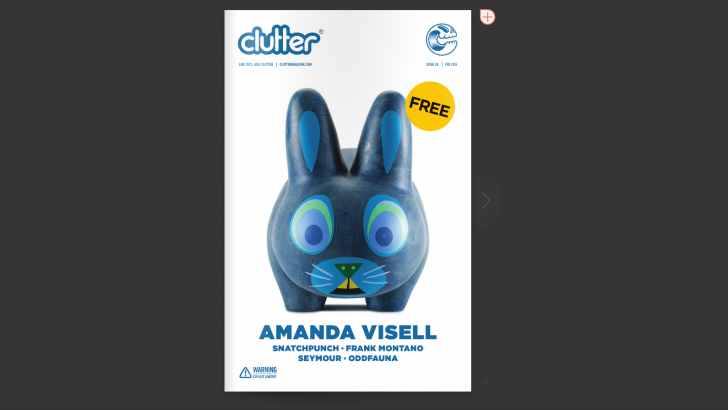 Read Issue 35 online for FREE now!  - Amanda Visell and more!!