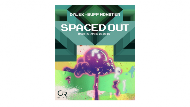 Gallery Show! Dalek – Buff Monster: Spaced out.