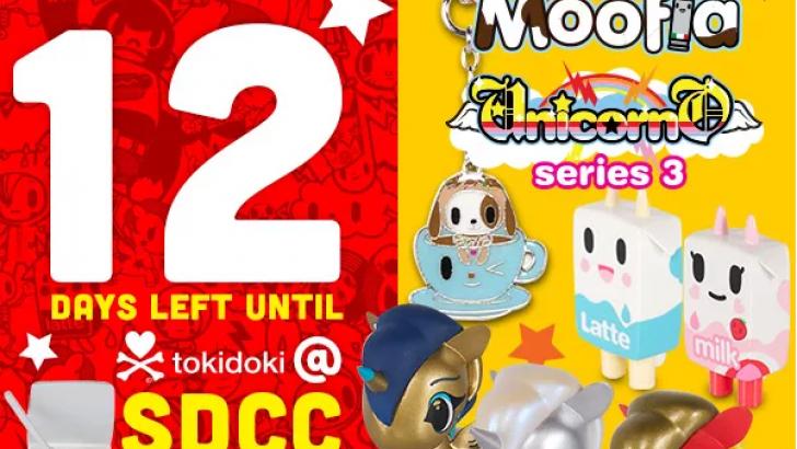 tokidoki sdcc2014 unicorno series 3