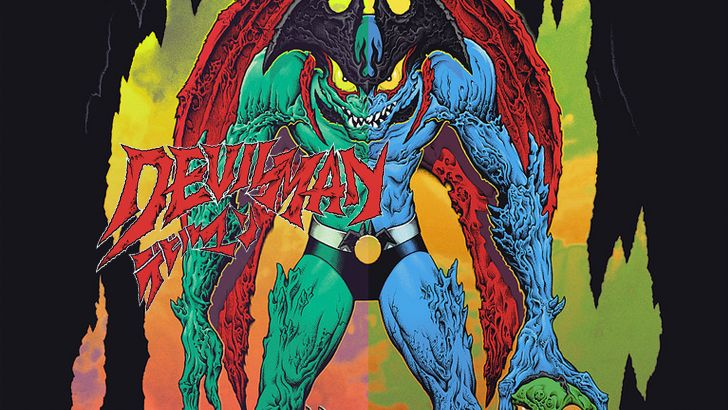 "Mike Sutfin's ""Devilman"" Poster Set & Holiday Raffle!"