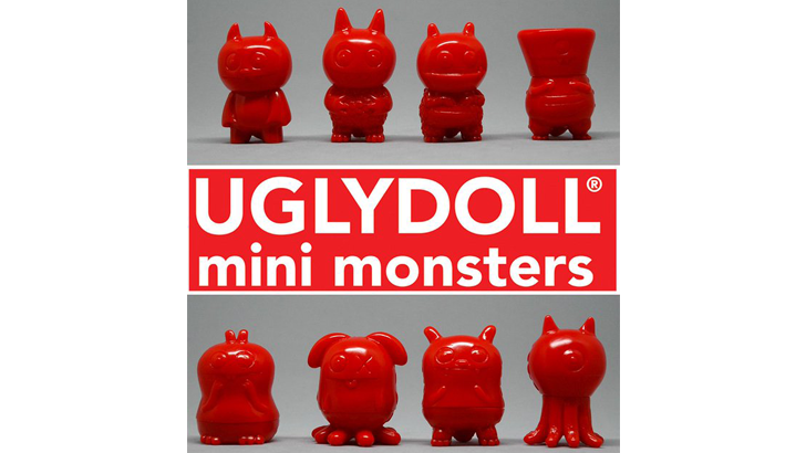 Uglydoll Sofubi Series