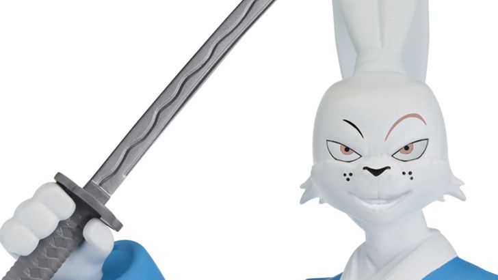 Review Tmnt Xl Usagi Yojimbo By Playmates Toys Clutter Magazine