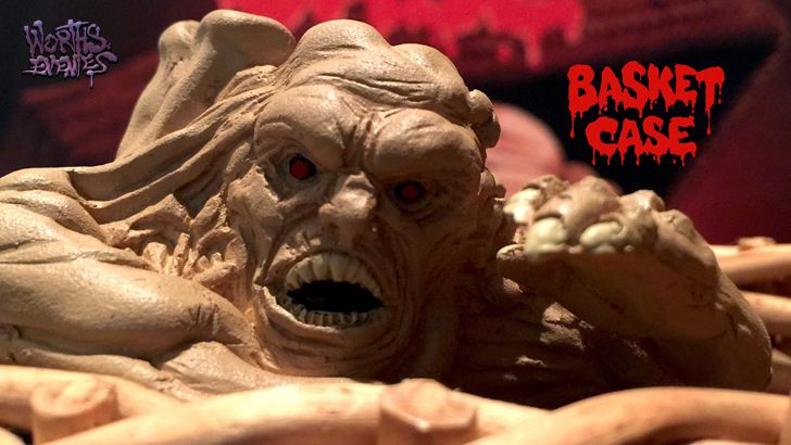 "Worthyenemies's ""My Pet Basket Case"" figure!"