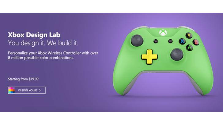 Custom Xbox Controllers