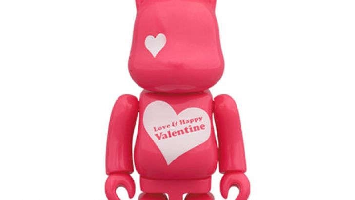 Special Edition 2016 Valentine's Day Be@rbrick & R@brick