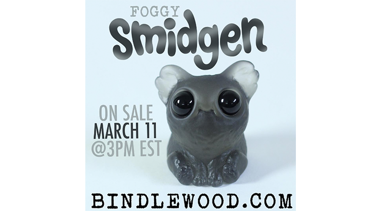 Chris Ryniak Foggy Smidgen