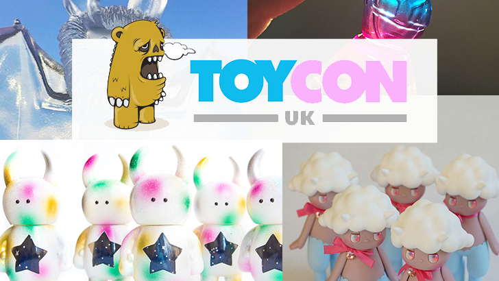 Collect & Display go full throttle at Toy Con UK!!
