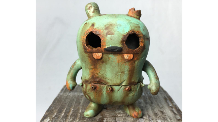 DrilOne Custom Toy