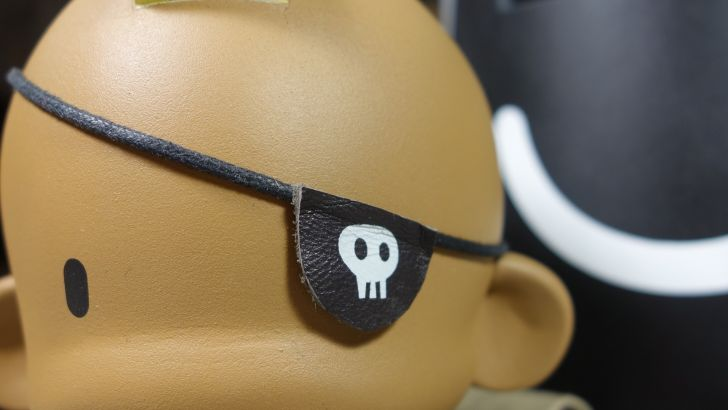 Huck Gee Designer Toy Custom