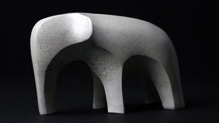 Evo the Elephant by Brandon Mike Studios