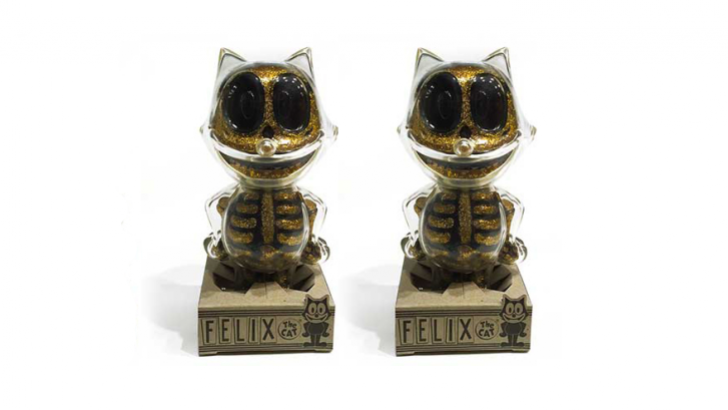 Secret Base Felix the Cat