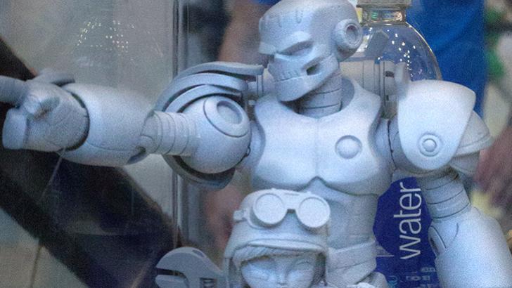 Bigshot Toyworks at New York Toy Fair 2016