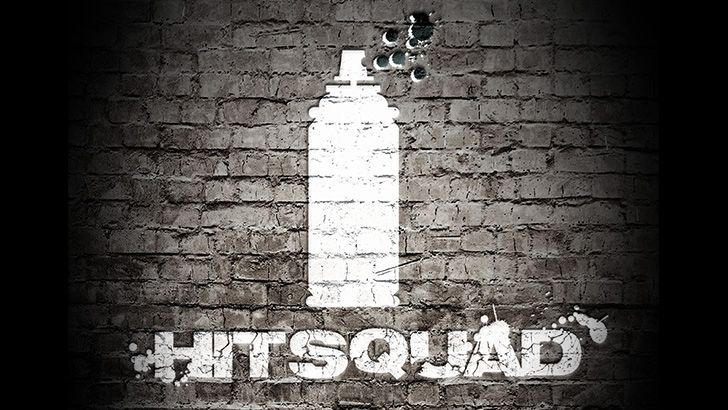 The HITSQUAD Invades Clutter this April!