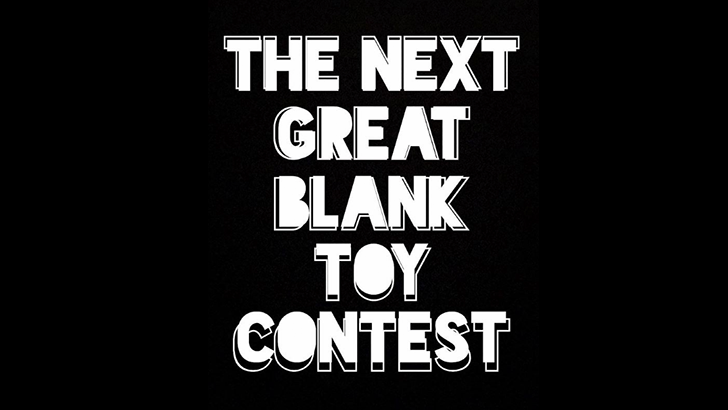 Martian Toys The Next Great Blank Contest
