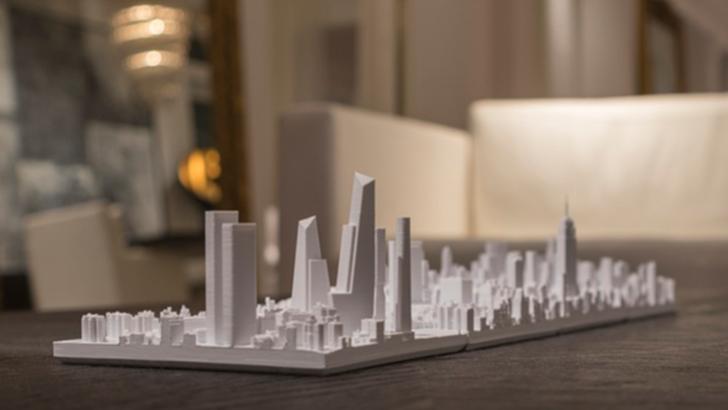 Kickstarter | microscape Cityscape Models