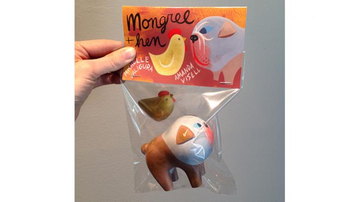 Mongrel & Hen by Amanda Visell and Michelle Valigura