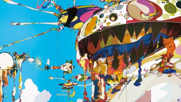 Happy Birthday to Takashi Murakami