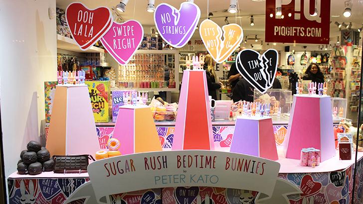 Peter Kato Sugar Rush Bedtime Bunnies at PIQ Round Up