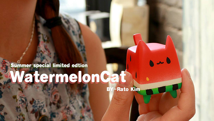 Rato Kim WatermelonCat