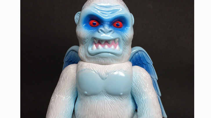 Super 7 Mission Grand Opening Party & Yeti Wing Kong Release