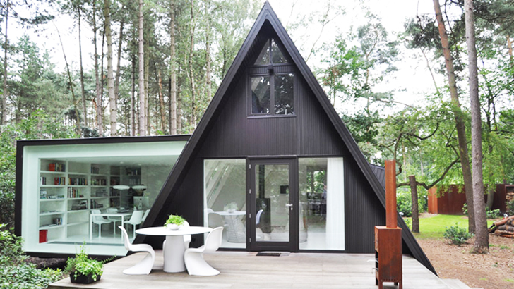 So Triangle Houses Are Cool [Photo Gallery] | Clutter Magazine