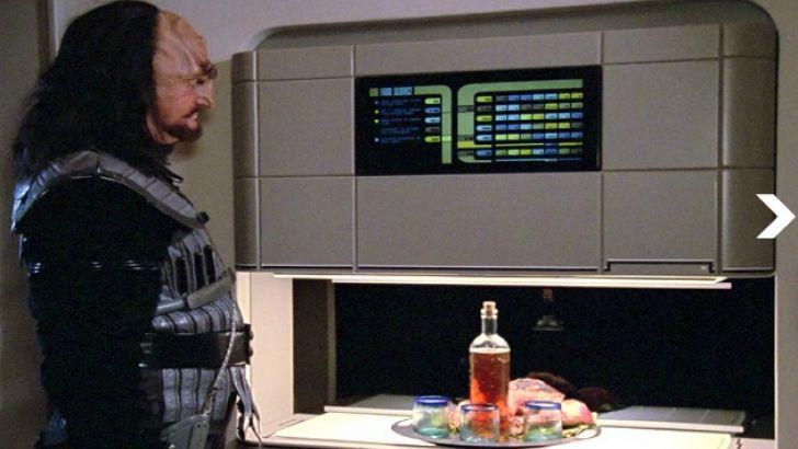 Star Trek, Replicator, Klingon, 3D Printer, Makerbot