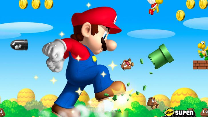 New Super Mario Bros  2 Out for Nintendo 3DS in August