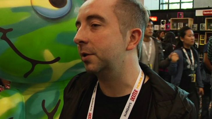 NYCC Recap: Dudebox Interview